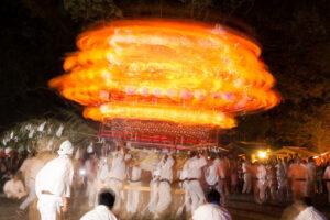 御田八幡宮秋祭 高知県室戸市 / 2011