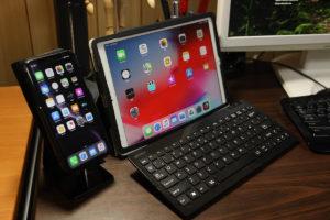 iPhone XRとiPad Air 3