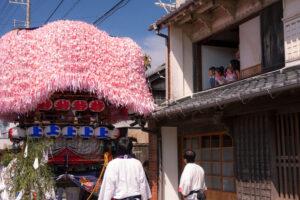 御田八幡宮秋祭 高知県室戸市 / 2012