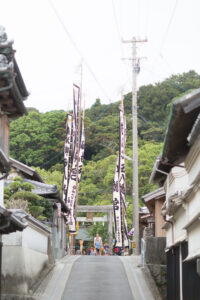 御田八幡宮秋祭 高知県室戸市 / 2014